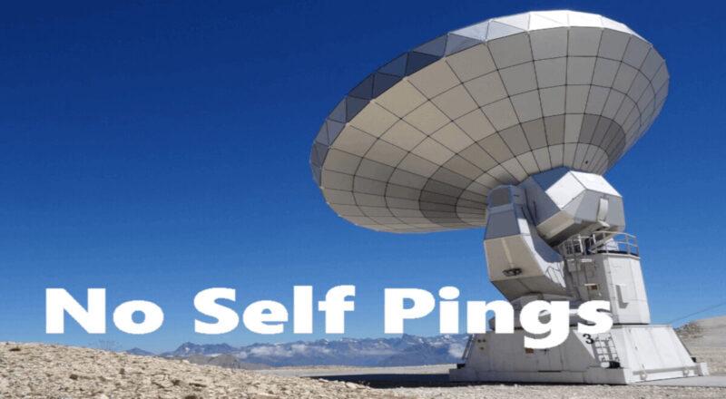 No Self Pings Plugin